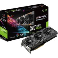 ASUS - GeForce GTX 1080 Ti STRIX OC 11 Go GDDR5X - PCI Express 3.0