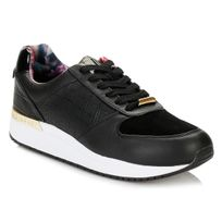 Ted Baker - Womens Black Lwoire 3 Trainers-UK 8