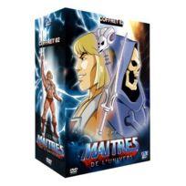 Manga Distribution - Les Maitres De L'univers - Partie 2 - Coffret 4 Dvd - Vf