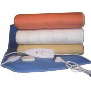 chromex confort couverture chauffante 2 places 140x150cm 2052chsa pas cher achat vente. Black Bedroom Furniture Sets. Home Design Ideas