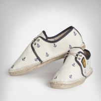 1789 Cala - Espadrille Riviera Off white - Shrian