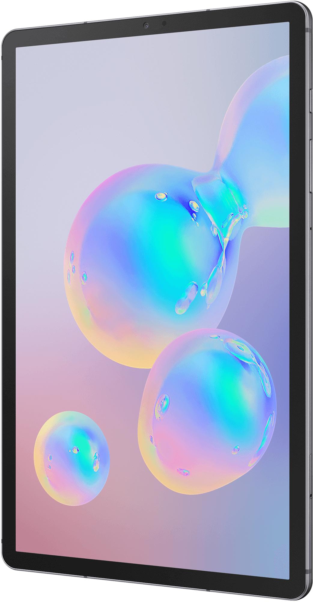 Tablette Galaxy Tab S6 Samsung gris titane