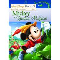 The Walt Disney Company Iberia S.L - Mickey Y Las JudÍAS MÁGICAS: Cortos ClÁSICOS Disney - Volumen 1 IMPORT Espagnol, IMPORT Dvd - Edition simple