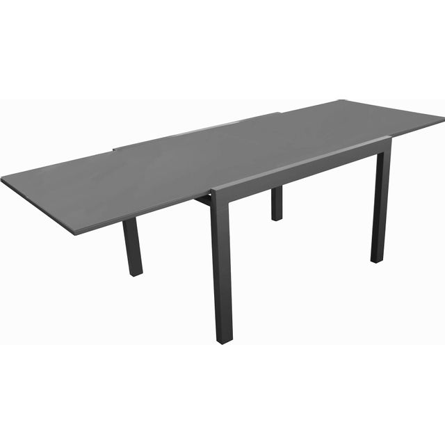 PROLOISIRS Table en aluminium Elise