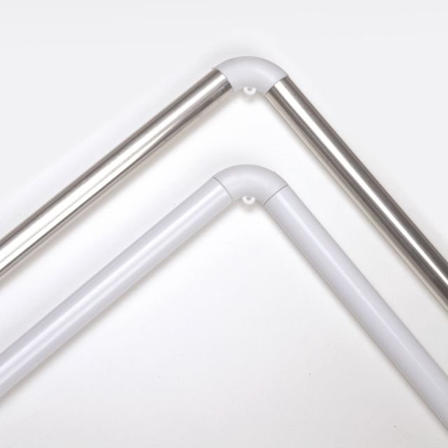 Sorema Barre De Douche Dangle En Aluminium Extensible 80x110