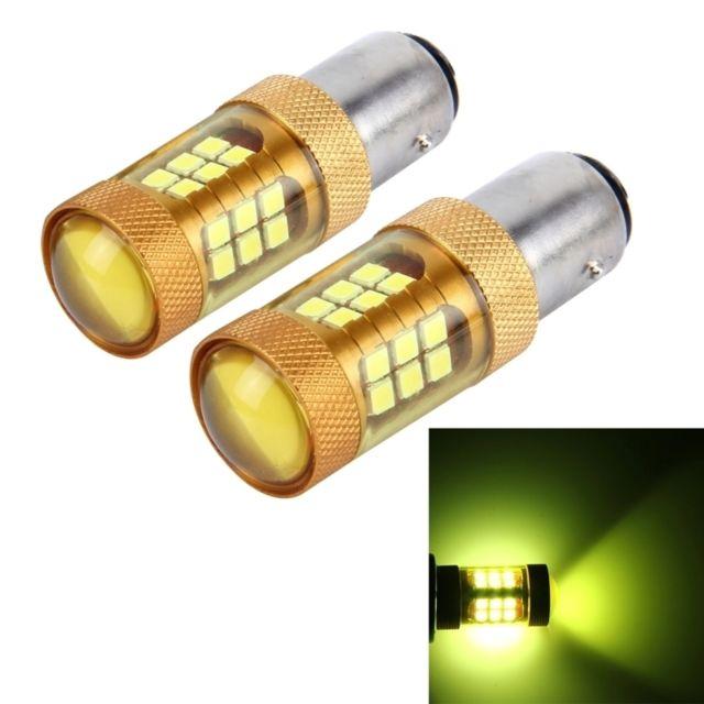Clignotant Lumière Smd Pcs 1000 Led 1157 Avec D'or Feux 3030Cc 12v Voiture 28 2 Lampes De 10w Lm T3F1JKulc