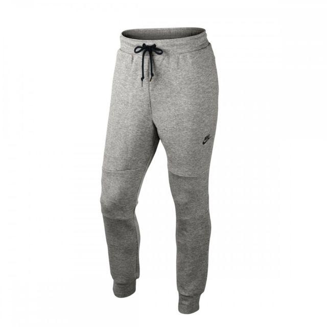 Nike - Pantalon de survêtement Tech Fleece - 545343-066 - pas cher Achat   Vente  Survêtement homme - RueDuCommerce a543e881ac68