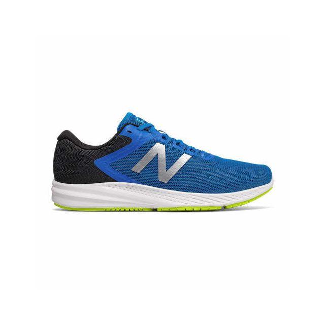 New Balance Chaussures 490 v6 bleu électrique jaune fluo