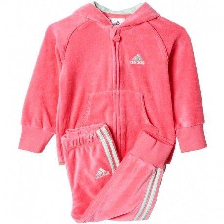 Adidas originals - Survêtement Bébé Fille Adidas - pas cher Achat ... a455ee1956b