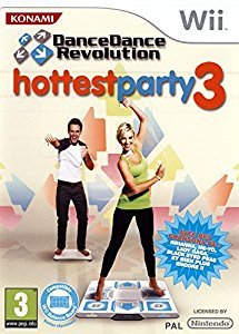 Dance Dance Revolution Hottest Party 3 - Import Anglais - Wii