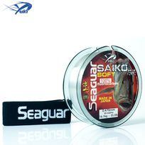 Yuki - Nylon 100% Fluorocarbon Seaguar Saiko Soft 50M