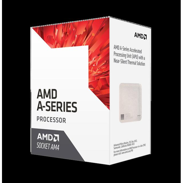 AMD A8 9600 chez Rue du Commerce