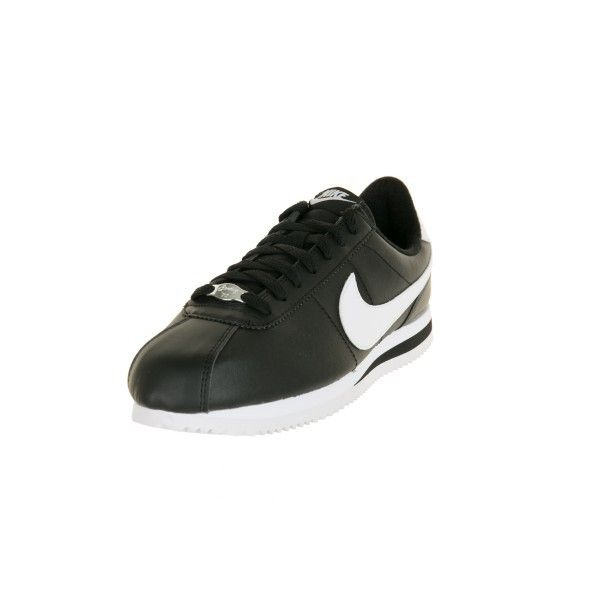 Nike Basket Basic Cortez Leather Ref. 819719 012 Noir