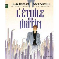 Dupuis - Largo Winch tome 21 ; l'étoile du matin