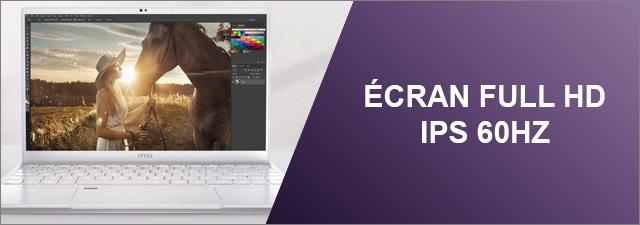 MSI - Ecran Full HD