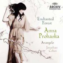 Archiv Produktion - Anna Prohaska - Enchanted forest Boitier cristal