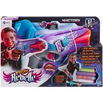 Nerf Rebelle - B0475EU40 - Jeu De Tir - Agent Secret Pistolet & Holster