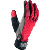 Sealskinz - All Weather Cycle Glove Rouge Gants vélo hiver