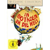 Warner Home Video - Dvd - Dvd In 80 Tagen Um Die Welt - Classic Collection 2 Discs, IMPORT Allemand, IMPORT Coffret De 2 Dvd - Edition simple