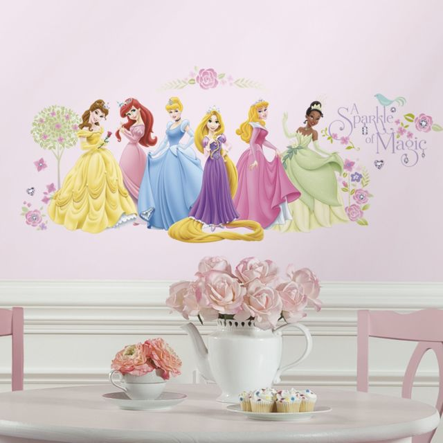 Stickers Diadème Disney Princesse