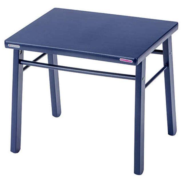 Combelle Table Enfant - laqué bleu