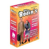 Snd - Groupe M6 - Les Bodin's - Coffret spectacles
