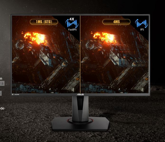 27'' LED TUF Gaming VG279QM