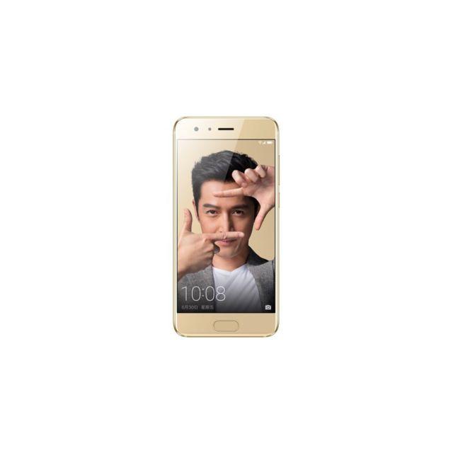 Auto-hightech Smartphone 4G, 5.15 pouces Emui 5.1 Octa-core avec Wifi, Gps et Bluetooth - Or