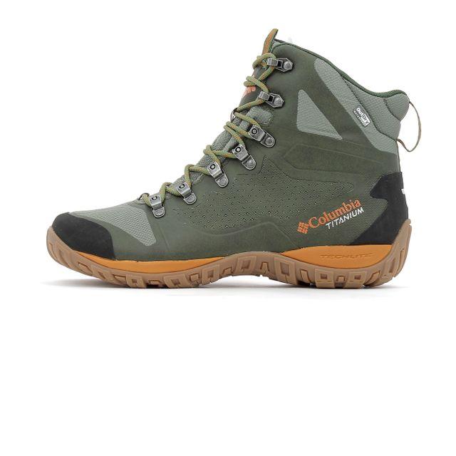 b67fefc491a Columbia - Chaussures de randonnée Columbia Peakfreak Venture Mid  Waterproof Omni-Heat