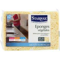 Starwax - Eponge végétale bordée Moyen modèle Par2