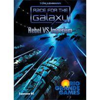 Ystari Games - Jeux de société - Race for the Galaxy : Rebelles Contre Imperium Vf