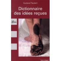 J'AI Lu - Dictionnaire des idées reçues