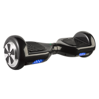 Hoverboard Chic 100 - Carbon