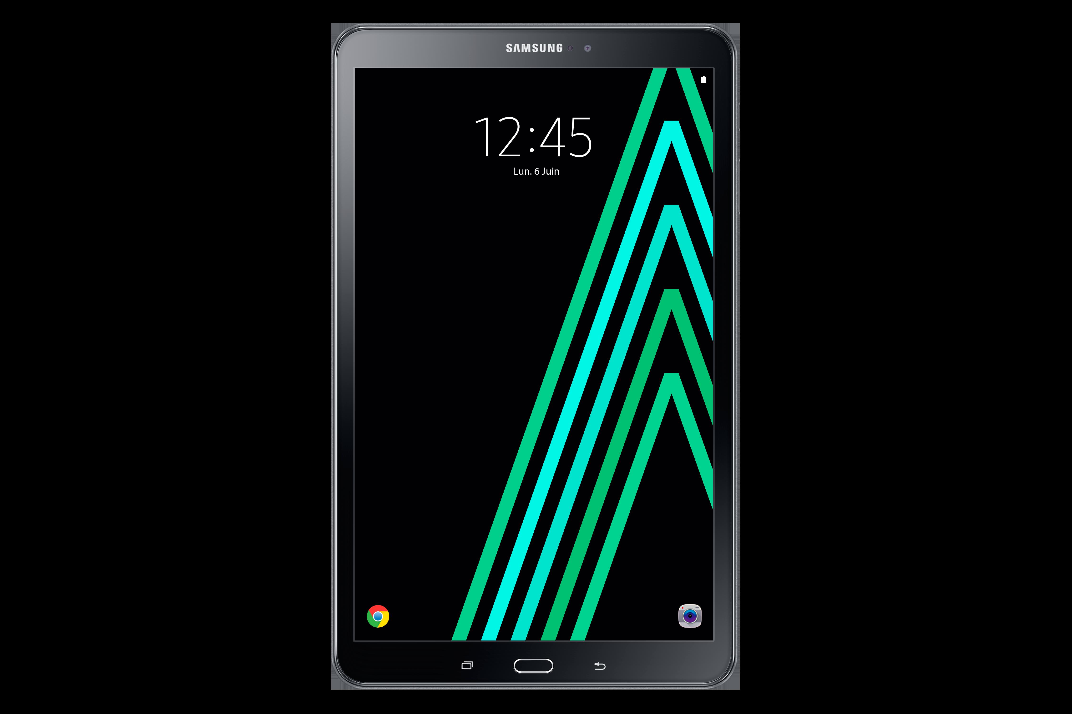 Tablette 10,1 IPS FHD - Octo Core - 32 Go - RAM 2 Go - SM-T580NZKEXEF