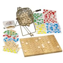 Cayro - Jeu loto bingo de luxe