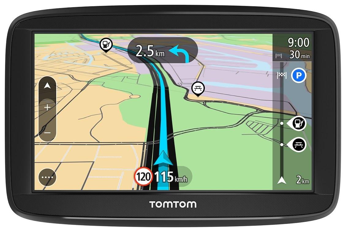 GPS Voiture START 52 EUROPE