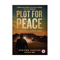 Trinity - Plot For Peace DVD, Import anglais