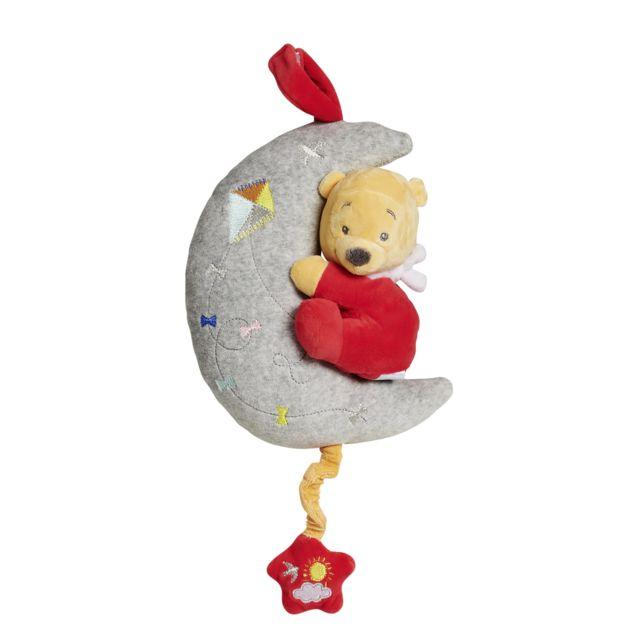 Disney baby doudou musical winnie l 39 ourson pas cher - Chambre winnie l ourson pas cher ...