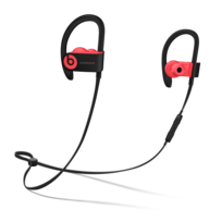 BEATS - Ecouteurs Bluetooth PowerBeats 3 Rouge