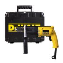 Dewalt - D21721K Perceuse à percussion deux vitesses 650 W avec coffret
