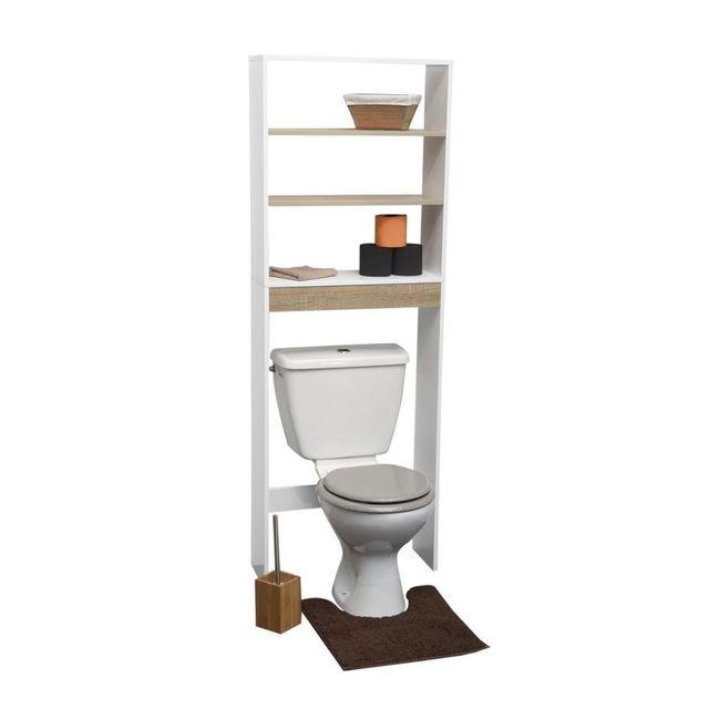 meuble wc pas cher. Black Bedroom Furniture Sets. Home Design Ideas