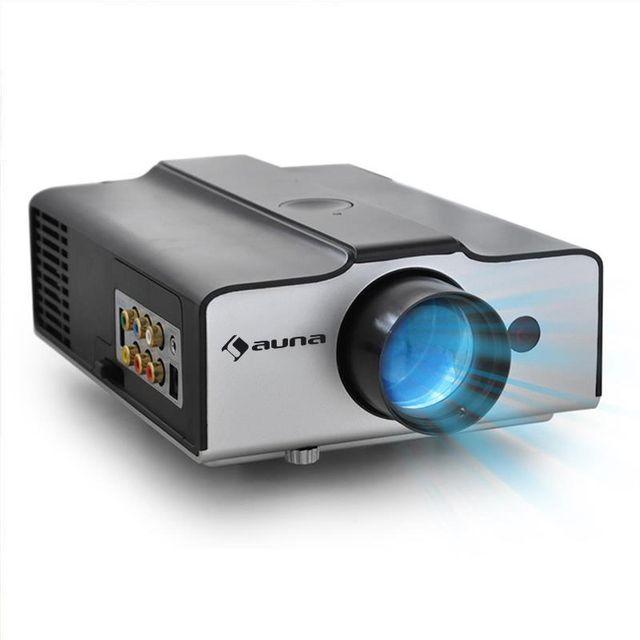 AUNA - Videoprojecteur LED compact HDMI
