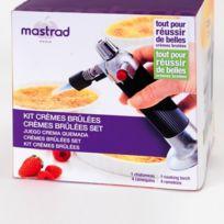 Mastrad - Coffret Crèmes brûlées