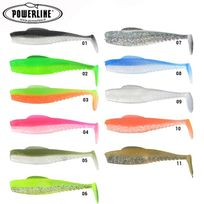 Powerline - Leurre Souple Jig Power Bj Shad 10CM