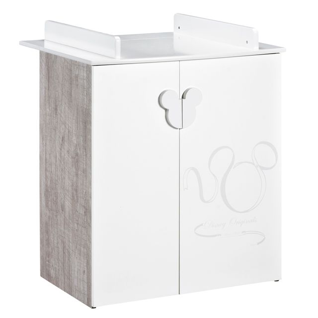 DISNEY BABY Commode bébé décor Mickey