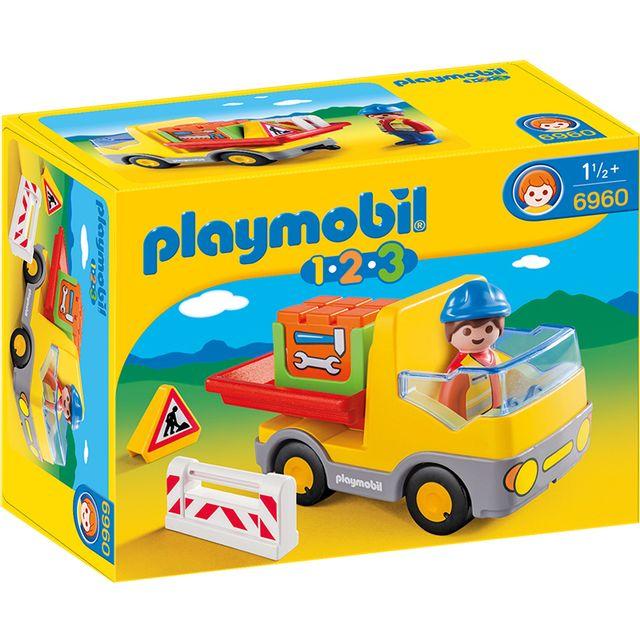 Autres playmobils Rue du commerce