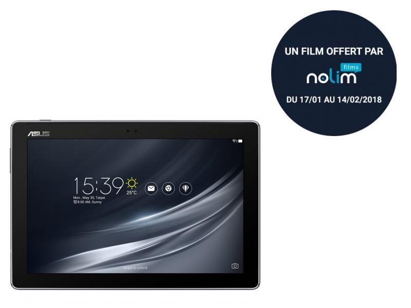 Zenpad Z301M - 10,1'' - IPS HD - 16 Go - Gris