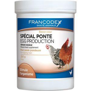 Francodex - Complément pour poules pondeuses 250 gr