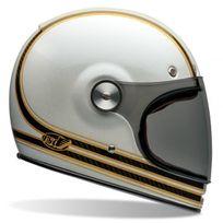 BELL - Bullitt Carbon Roland Sands Mojo White Gold