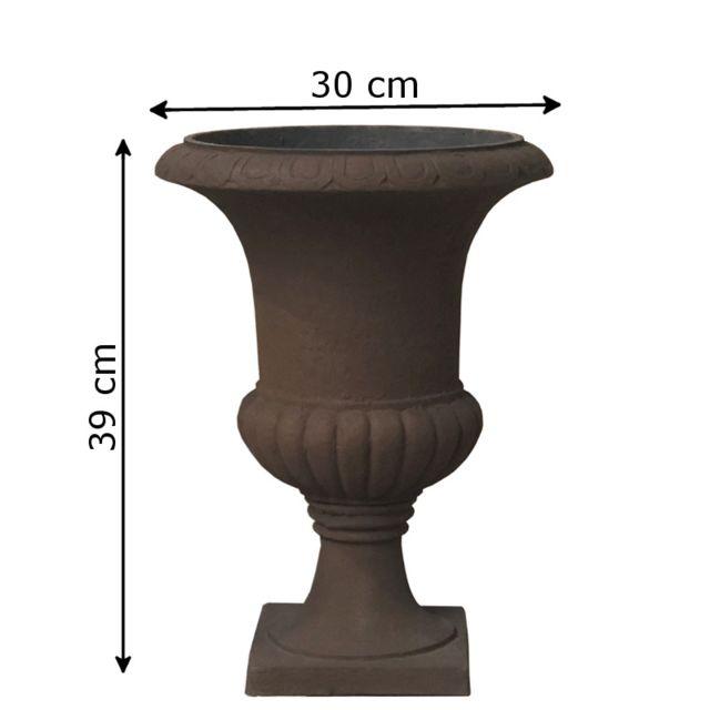 Vases et vasques LHéritier Du Temps Vase Vasque Jardiniere ...